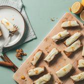 Carrot Cake Bars Rezept