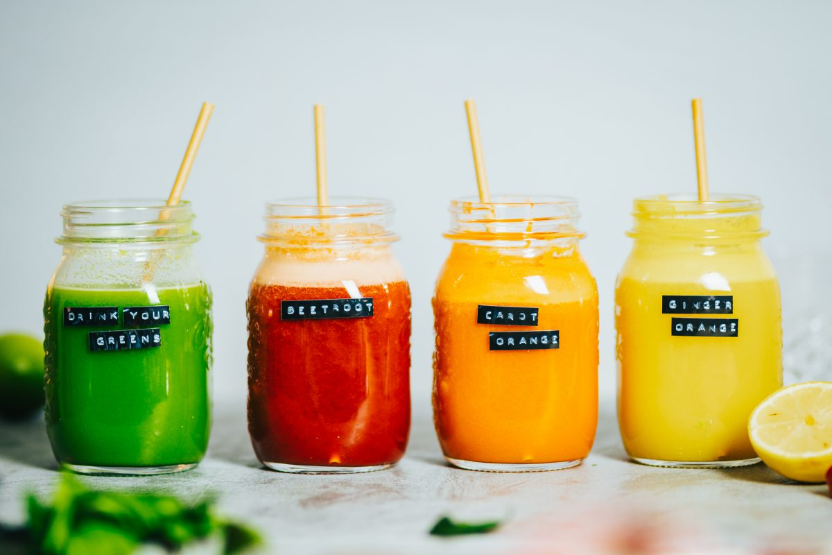 Drink your Greens – Grüner Powersaft 4