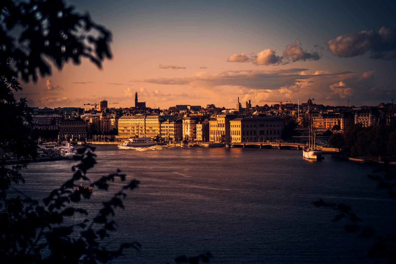 Abenteuer Schweden - Deutsche in Stockholm