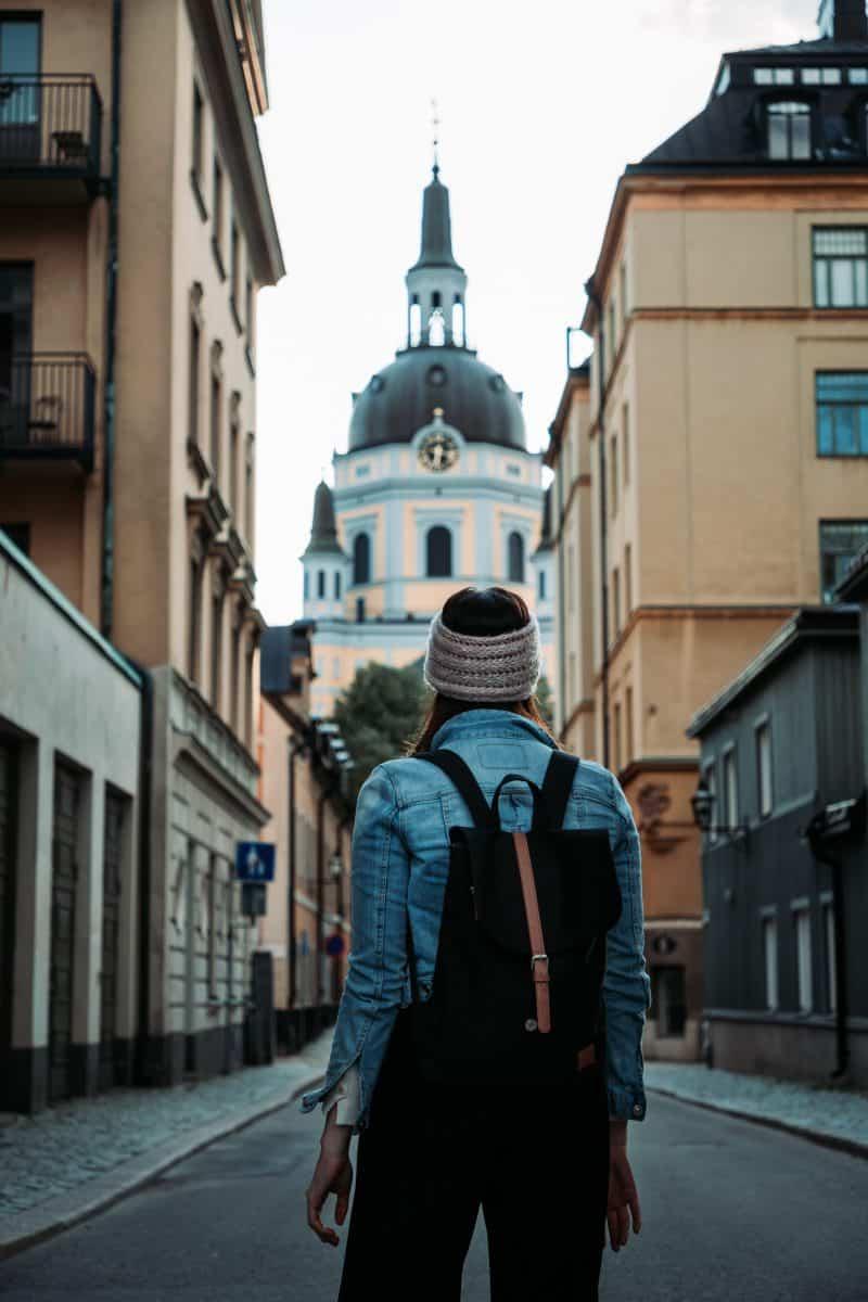 Das Katharinenviertel in Stockholm Södermalm