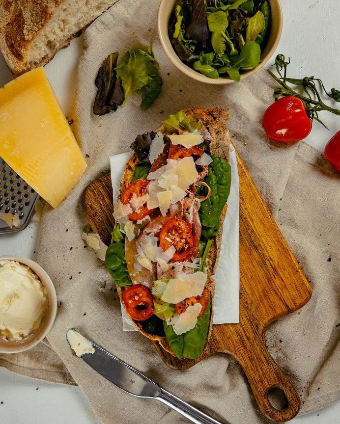 Italienisches Abendbrot