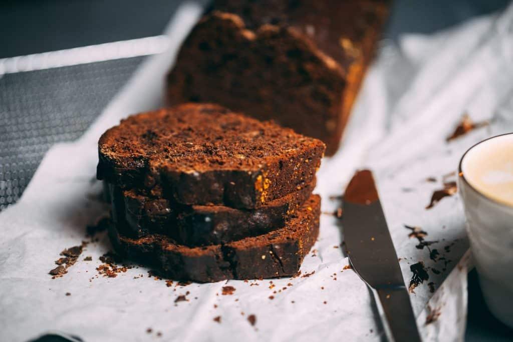Leckeres veganes Schokobananenbrot Rezept