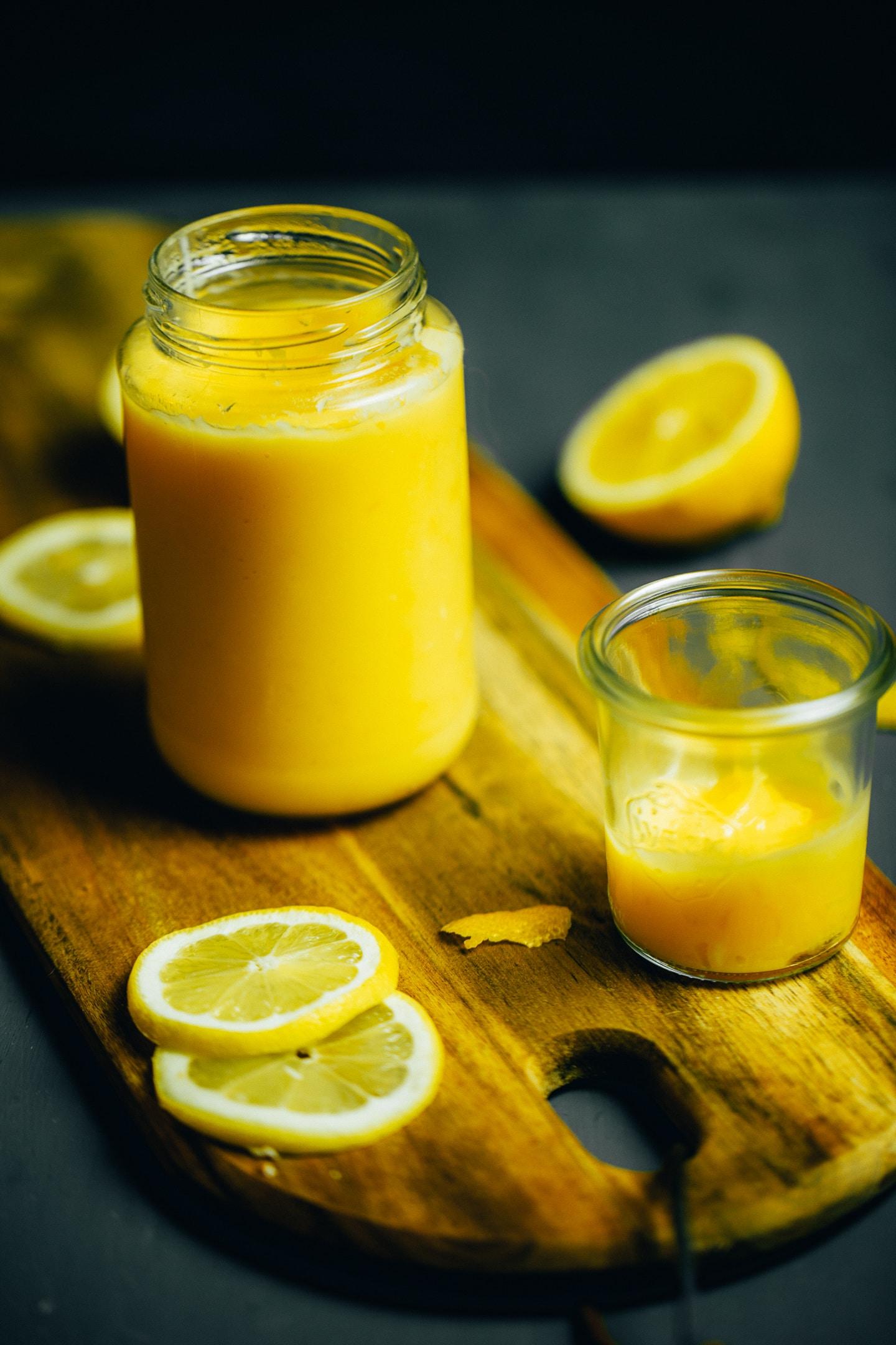 Selbstgemachter Lemon Curd Rezept