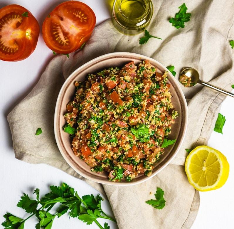 Tabouleh Salat Rezept