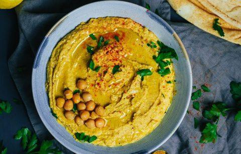 Einfach Hummus selber machen